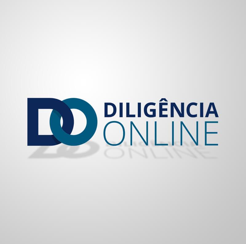 Diligência online